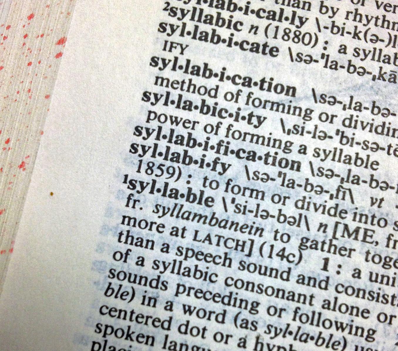 syllable3
