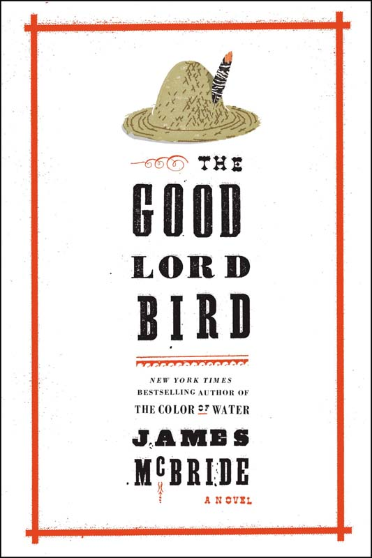 GOOD LORD BIRD large