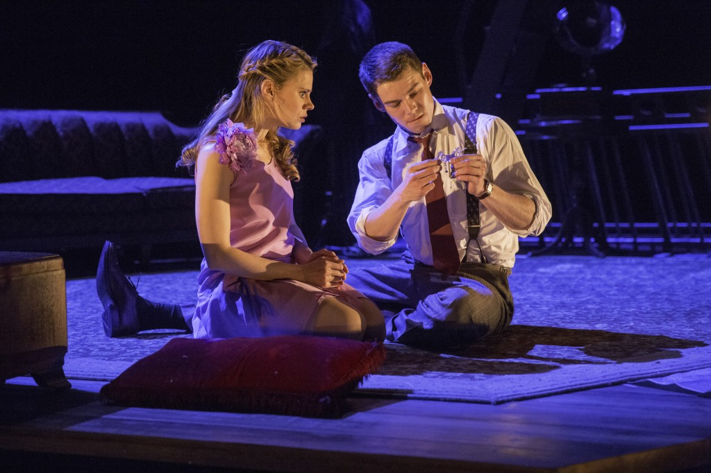 """Tennessee William's """"The Glass Menagerie."""" Courtesy American Repertory Theater/Michael J. Lutch"""