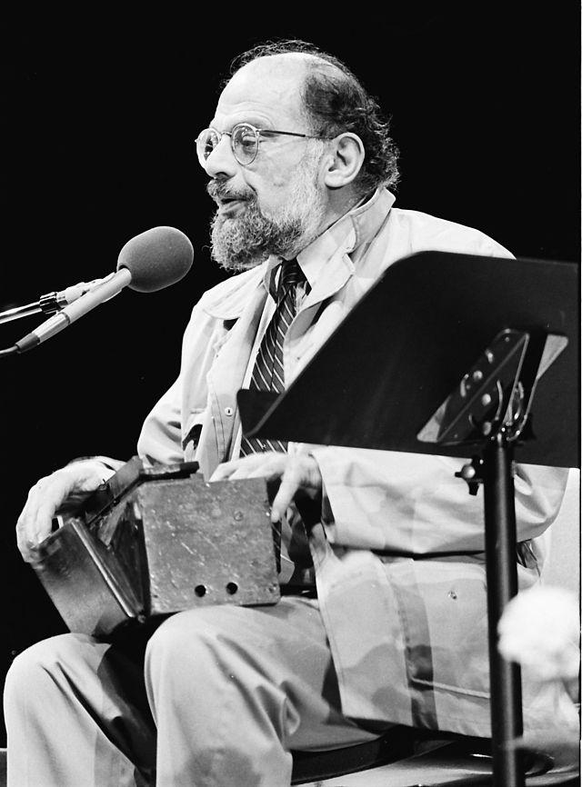 Allen Ginsberg, Miami Bookfair International