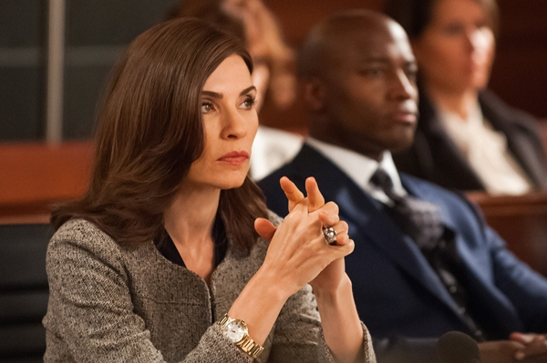 The Good Wife. Photo courtesy of CBS.