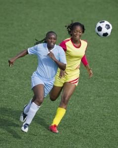 Sports fiction for women