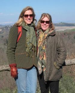 Natasha Gartland and Mollie Miller