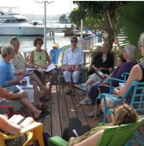 Writing retreat Puerto Rico