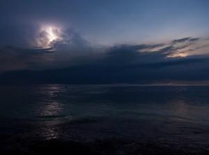 Night storm by Milosz1 via flickr creative commons