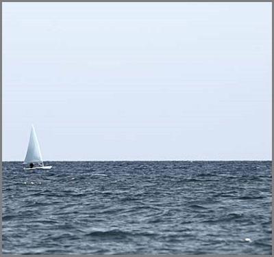 Normal sailboat