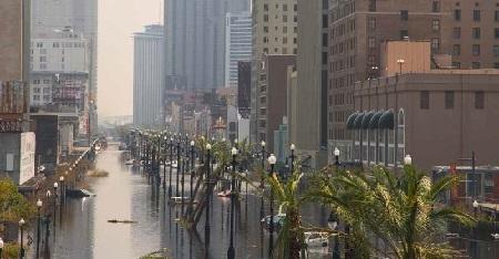 hurricane katrina blog