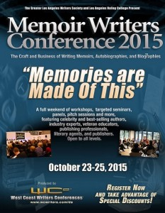 memories are made of this memoir conference
