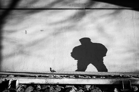 stranger photo by streetwrk