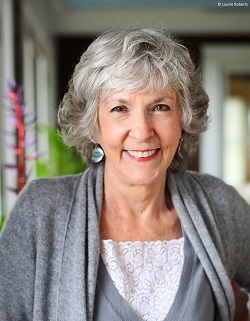 sue grafton, photo by laurie roberts