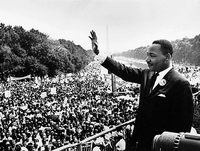 Martin Luther King Jr. writing prompt