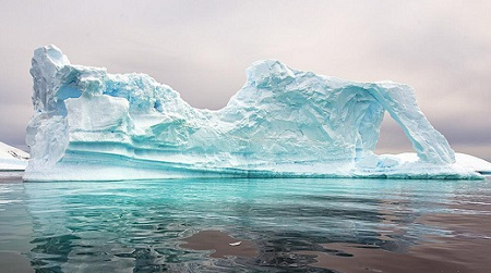 iceberg hemingway writing prompt photo by christopher michel via flickr