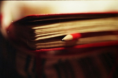 diary writing prompt / photo by magic madzik via flickr