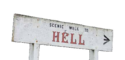 hell writing prompt