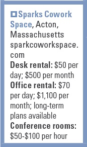 Sparks Cowork Space