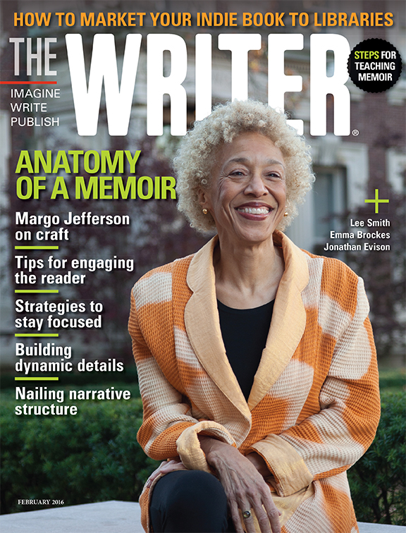 february 2016 the writer margo jefferson