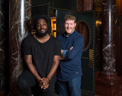 jason reynolds and brendan kiely
