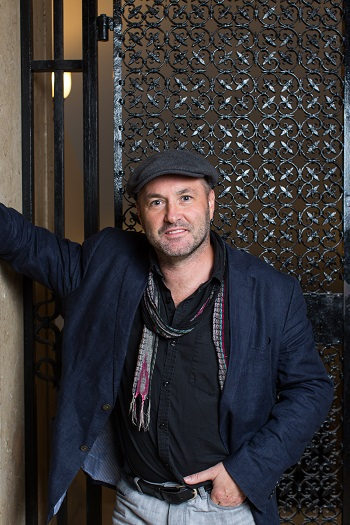 Colum McCann photo by jake belcher for the writer
