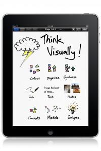 Inkflow iPad screenshot 1