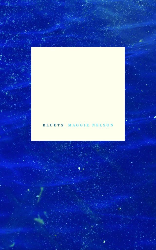Bluets Cover