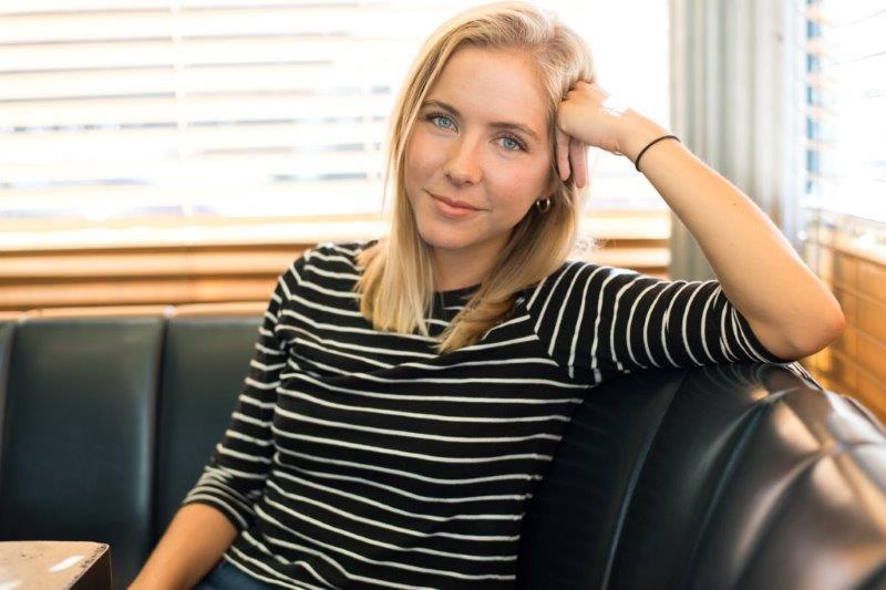 Stephanie Danler jacket photo for digital