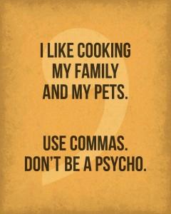 grammar art poster