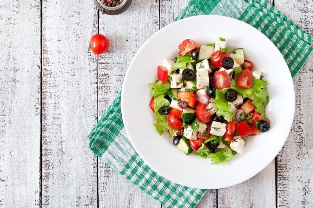 Potluck salad writing prompt