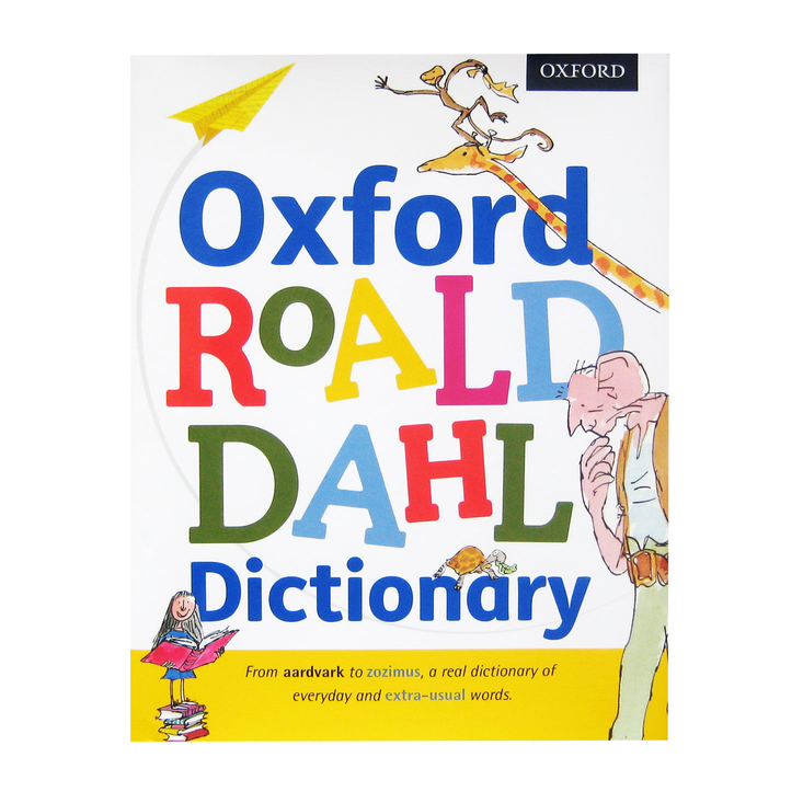 GIVEAWAY: The Oxford Roald Dahl Dictionary