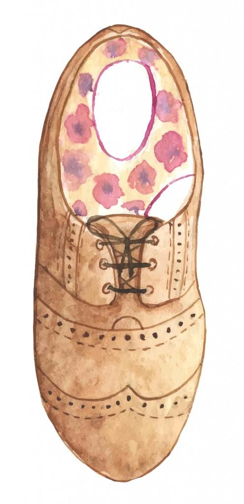 Producing manuscripts in sensible shoes