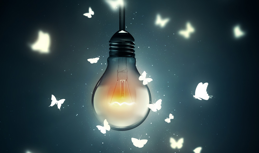 Attracting literary agents like a moth to a flame