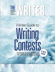 winter guide to writing contests 2017