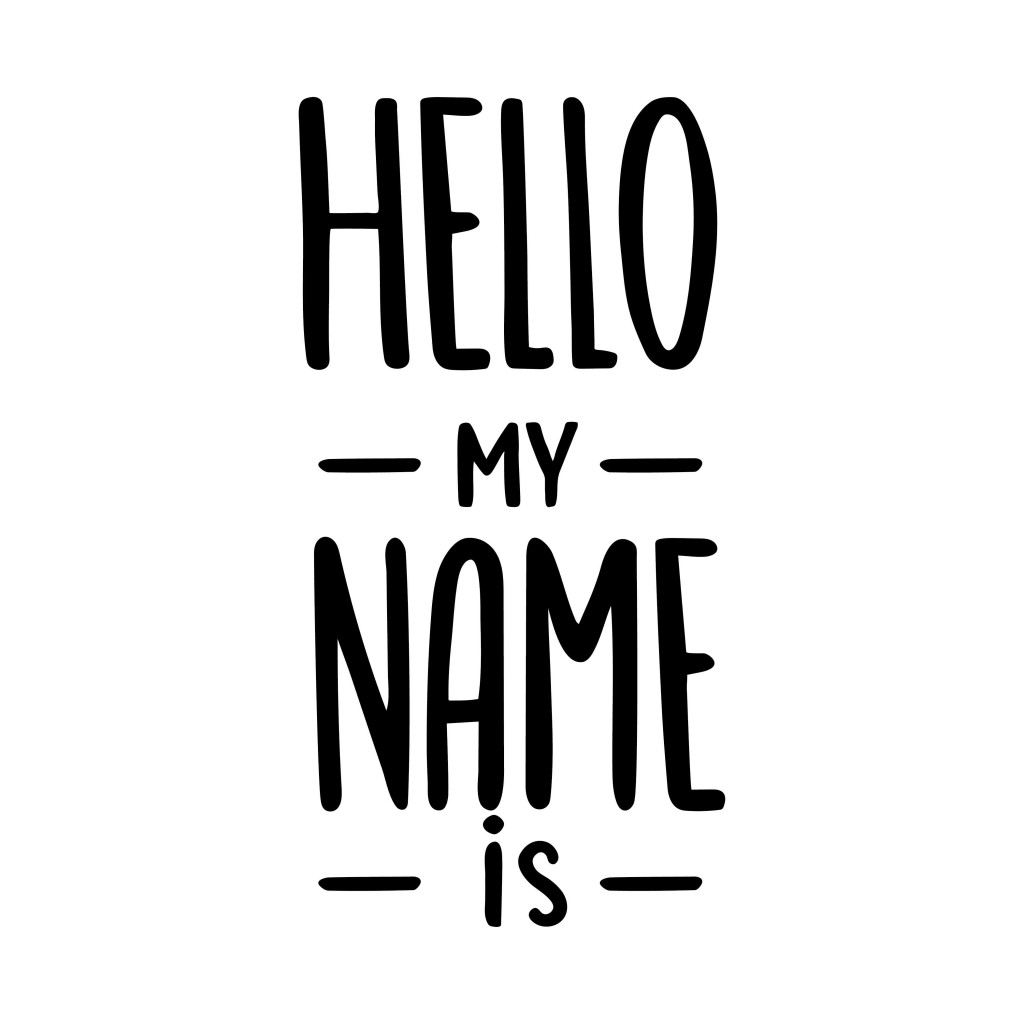 name writing prompt