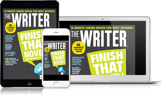 Subscribe to The Writer Digital Edition
