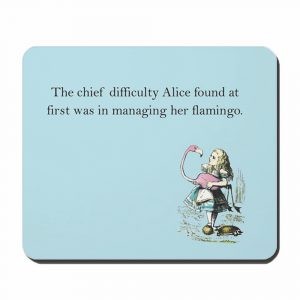 wonderland-mousepad