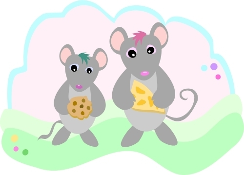 If you give a mouse a cookie writing prompt